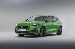Ford Focus ST, 2021, front
