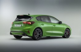 Ford Focus ST, 2021, rear