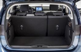 Ford Focus Titanium, 2018, boot