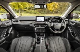 Ford Focus Vignale Automatic, interior