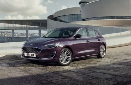 Ford Focus Vignale, 2018, front