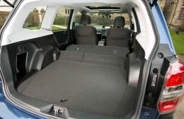 Subaru Forester, boot