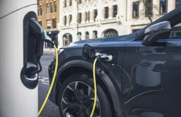 Cupra Formentor e-HYBRID, 2021, charging