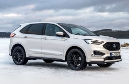 Ford Edge ST-Line 2019 front threequarters