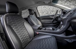 Ford Edge Vignale 2019 front seats