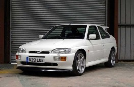 Ford Escort RS Cosworth, 1993