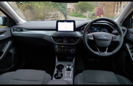 Ford Focus Active, dashboard