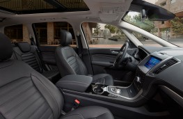 Ford Galaxy 2020 front seats