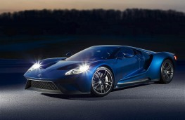 Ford GT front threequarter