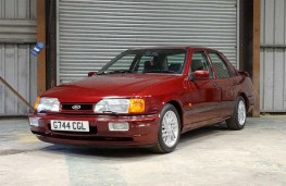 Ford Sierra Sapphire RS Cosworth, 1990