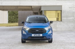 Ford EcoSport, full front static