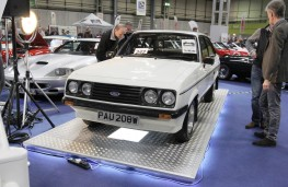 Ford Escort RS2000, 1980, NEC auction