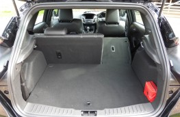 Ford Focus ST-3, boot