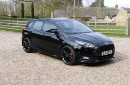 Ford Focus ST-3, front static