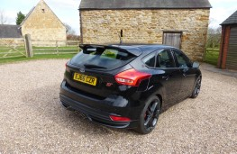 Ford Focus ST-3, rear static