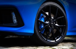 Ford Focus RS, alloy wheel