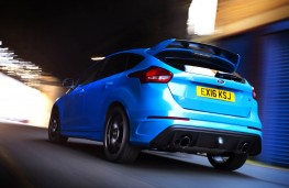Ford Focus RS, rear action 2