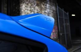 Ford Focus RS, rear spoiler