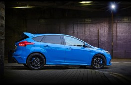Ford Focus RS, side static