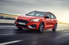 Ford Focus ST Wagon (1)