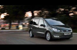 Ford Galaxy, action