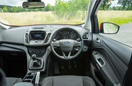 Ford Grand C-MAX, dashboard