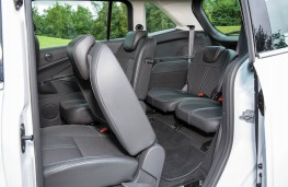 Ford Grand C-MAX, rear seats