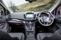 Ford Kuga, dashboard