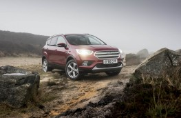 Ford Kuga, front static