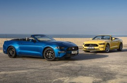 Ford Mustang Cabrios