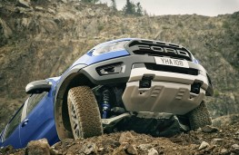 Ford Ranger Raptor underbody protection