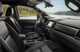 Ford Ranger Wildtrak X cabin