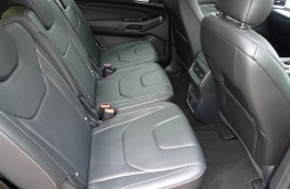 Ford S-Max, rear seats