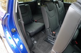 Ford S-Max, third row seats