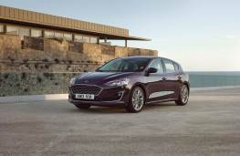 Ford Focus Vignale, front