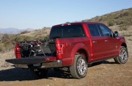 Ford F-150, drone to vehicle technology