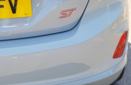 Ford Fiesta ST, detail