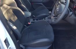 Ford Focus ST, interior