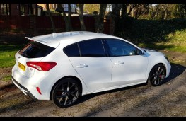 Ford Focus ST, profile