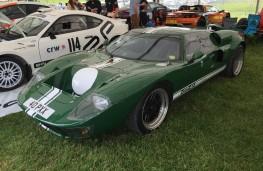Cholmondeley Power and Speed 2016, Ford GTD 40, 1966