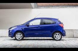 Ford Ka+ side