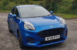 Ford Puma 1.0 EcoBoost ST-Line