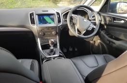 Ford S-MAX 2.0 EcoBlue Titanium, dash