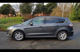 Ford S-MAX 2.0 TDCI Titanium, side