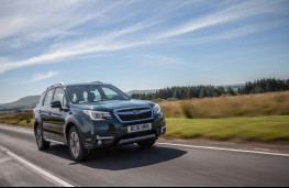 Subaru Forester Special Edition, 2016, front
