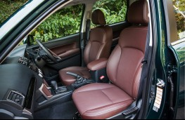 Subaru Forester Special Edition, 2016, interior