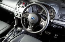 Subaru Forester, interior