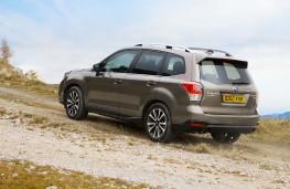 Subaru Forester, 2018, rear