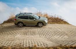 Subaru Forester e-Boxer, 2021, side, off road