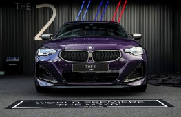 Goodwood Festival of Speed, 2021, BMW M240i, front